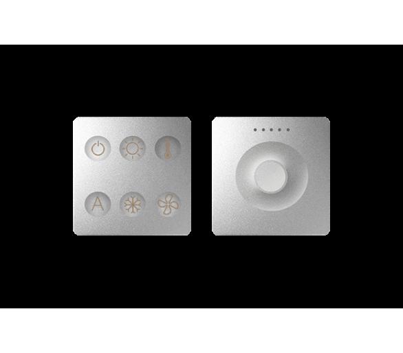 Klawiatura Sense&Slide aluminium Ikony:Custom T1 8400673-093