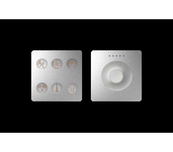 Klawiatura Sense&Slide aluminium Ikony:Custom T2 8400674-093