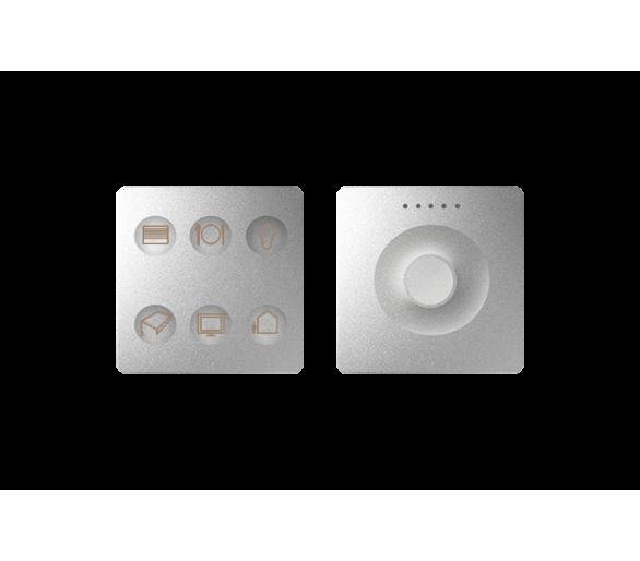 Klawiatura Sense&Slide aluminium Ikony:Custom T3 8400675-093