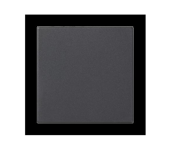 Zaślepka SIMON 500 50×50mm szary grafit 50010800-038