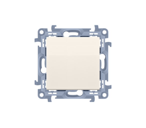 Łącznik uniwersalny - schodowy kremowy 10AX CW8.01/41