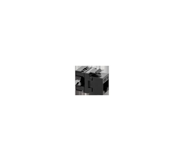 Wkład gniazda komputerowego RJ45 kat.5e, ekranowany (FTP) stal nierdzewna FBRJ455EKR