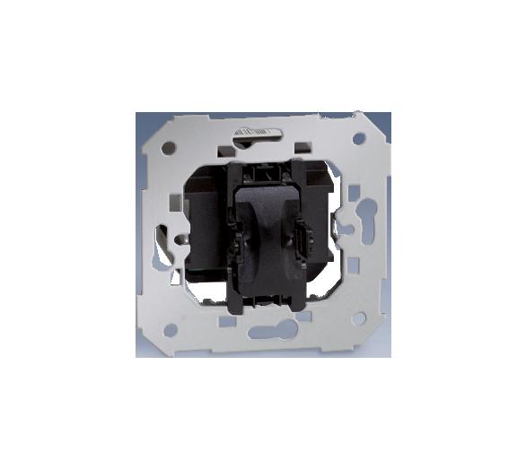 Łącznik żaluzjowy pojedynczy trójpozycyjny (1-0-2) 10A 2,5A 75333-39