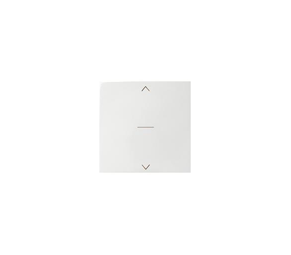 Klawisz pojedynczy do łączników i przycisków biały 82033-30
