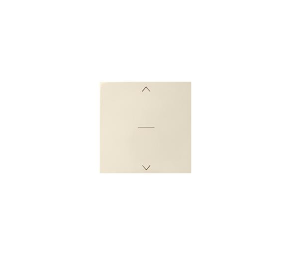 Klawisz pojedynczy do łączników i przycisków beżowy 82033-31