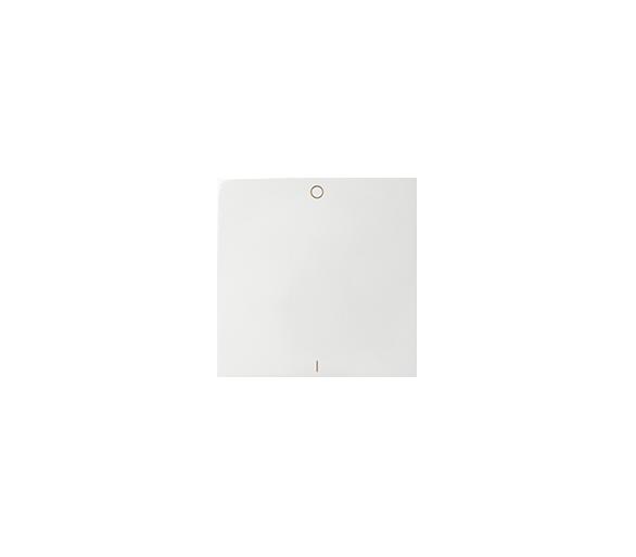 Klawisz pojedynczy do łączników i przycisków biały 82031-30