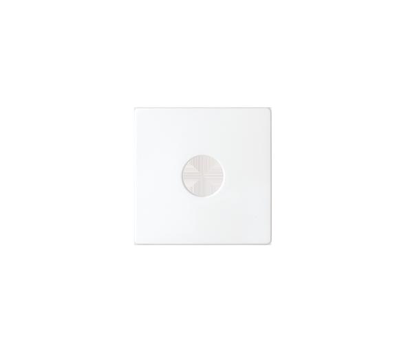 Pokrywa łącznika z kluczykiem biały 82057-30