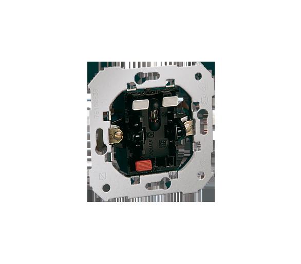 Łącznik jednobiegunowy z podświetleniem 10AX 75104-39