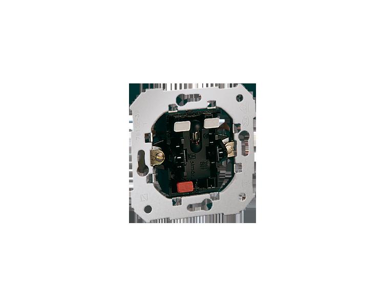Przycisk pojedynczy zwierny z podświetleniem 10AX 75160-39