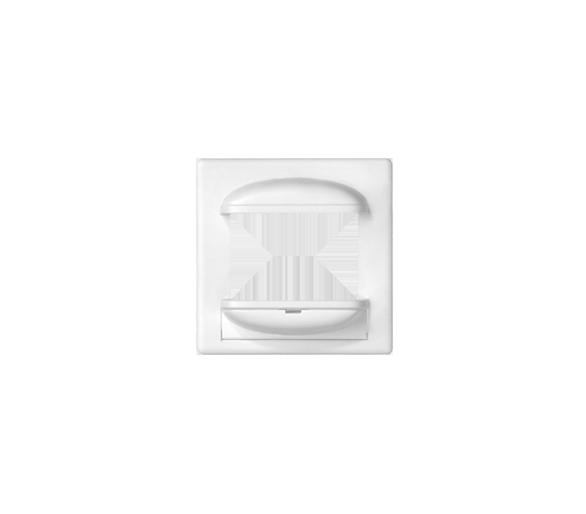 Pokrywa do łącznika z czujnikiem ruchu biały 82060-30