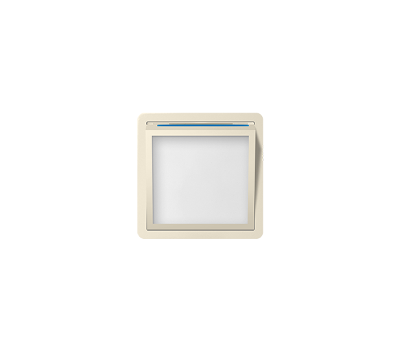 Pokrywa do modułu świecącego LED beżowy 82036-31