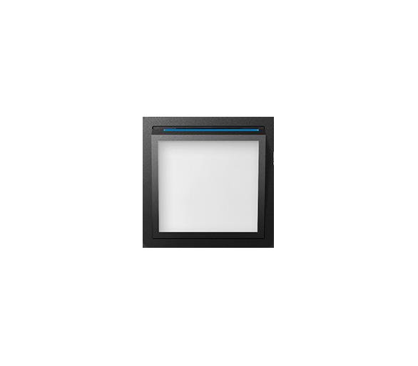 Pokrywa do modułu świecącego LED grafit 82036-38