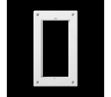 Ramka osprzętowa SIMON 500 1×S500 (element zapasowy) czysta biel 52051801-030