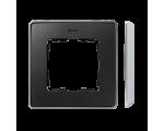 Ramka 1- krotna aluminium grafit 8201610-240