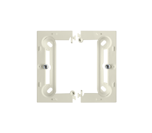 Puszka natynkowa 1-krotna beżowy PSC-031