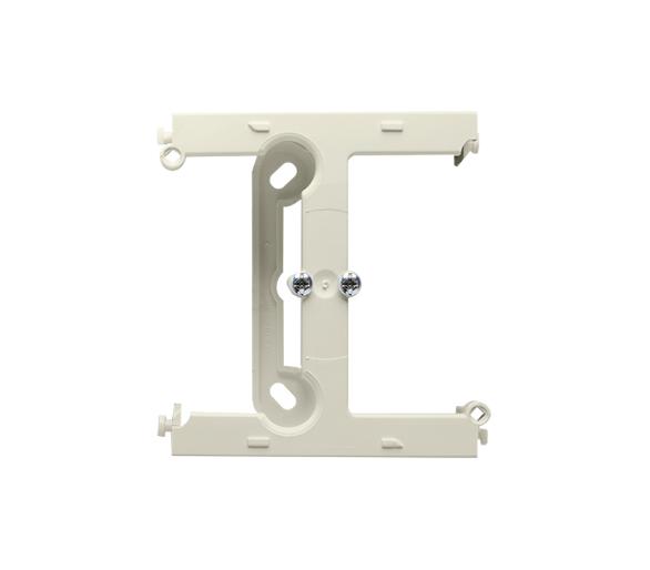 Puszka natynkowa – element rozszerzający puszkę pojedynczą składaną do ramek wielokrotnych beżowy PSH-031