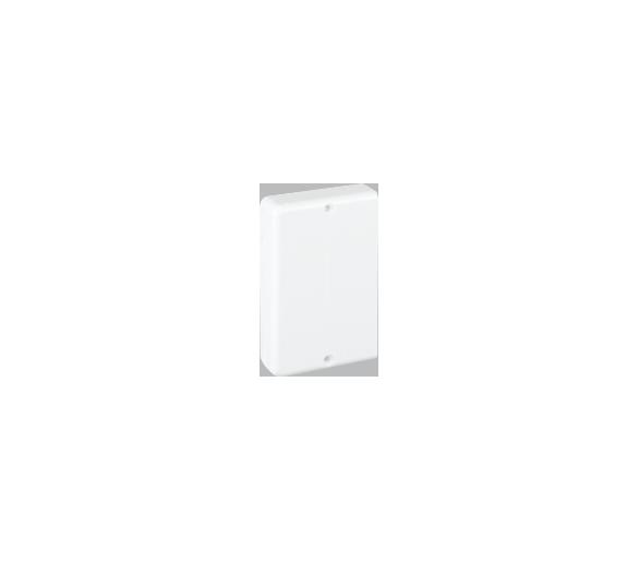 Zaślepka końcowa CABLOPLUS 130×55mm czysta biel TKA1305502/9