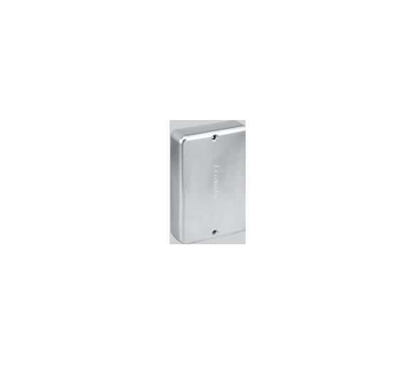 Zaślepka końcowa CABLOPLUS 90×55mm aluminium TKA905502/8