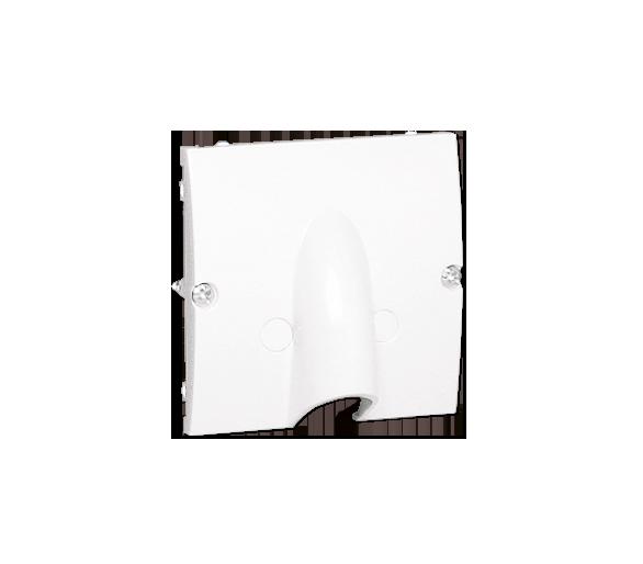 Wyjście kablowe biały MPK1.02/11