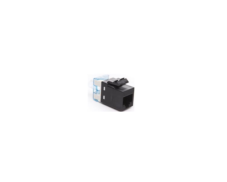 Wkład gniazda komputerowego RJ45 kat.5e, nieekranowany (UTP) czarny ARJ455E