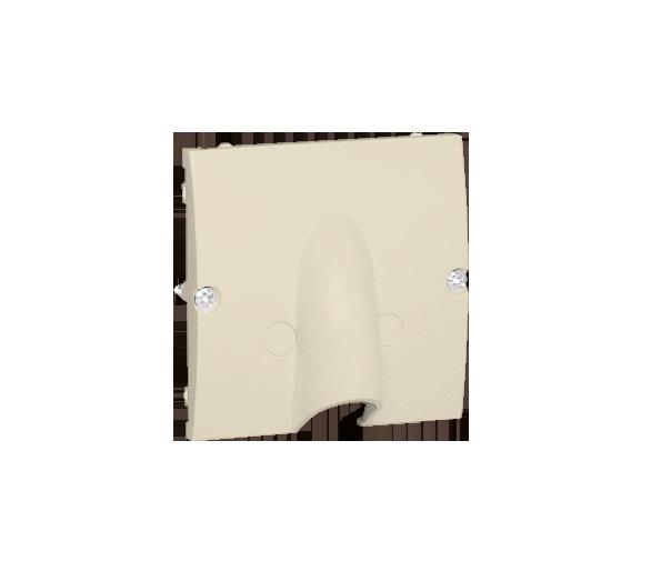 Wyjście kablowe beżowy MPK1.02/12