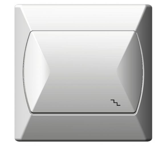 Łącznik schodowy biały Akcent ŁP-3A/00
