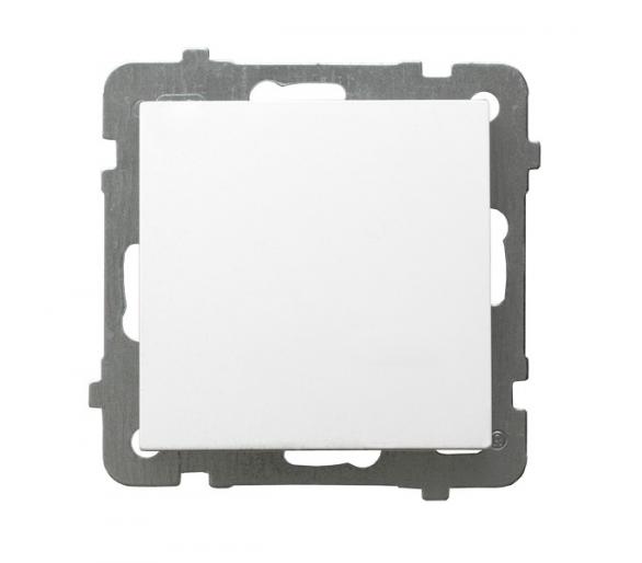 Łącznik jednobiegunowy biały As ŁP-1G/m/00