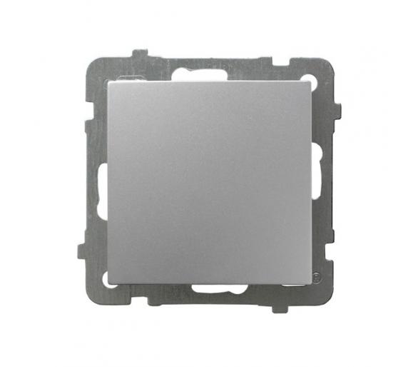 Łącznik jednobiegunowy srebro As ŁP-1G/m/18