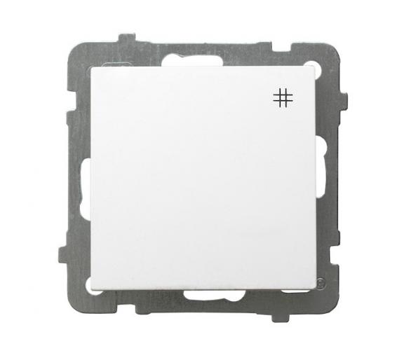 Łącznik krzyżowy biały As ŁP-4G/m/00