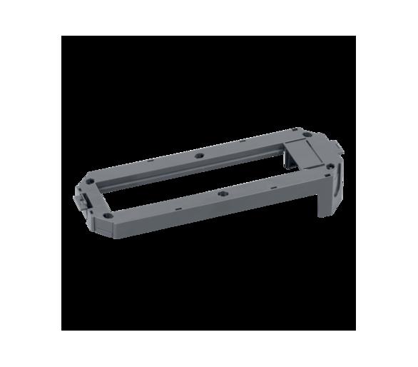 Ramka osprzętowa FB 4×K45 szary FBA400/1